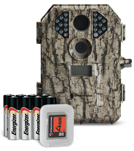 9. Stealth Cam P18 7 Megapixel Compact Scouting Camera