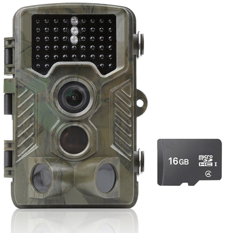 8. Distianert Infrared Trail & Game Scouting Camera