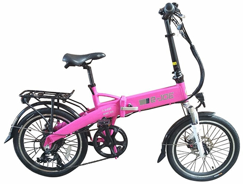 9. e-Joe Epik Sport Edition Electric Folding Bike