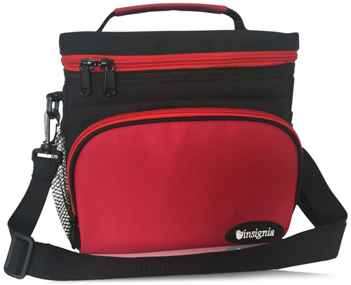 7. Insignia Mall Adult Lunch Box
