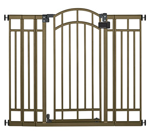 7. Summer Infant Multi-Use Deco Extra Tall Walk-Thru Gate