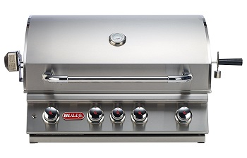 9. Bull Outdoor BBQ (47629) Angus Grill Head