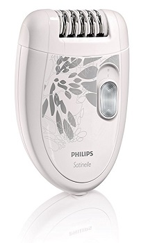 2. Philips HP6401 Satinelle Epilator