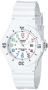 4. Casio Women's LRW200H-7BVCF watch