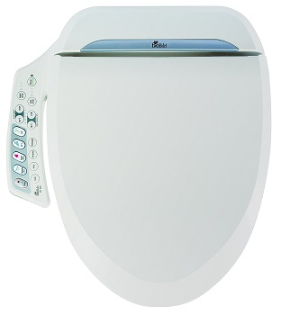 9. BB-600E BioBidet Ultimate Electric Bidet Seat