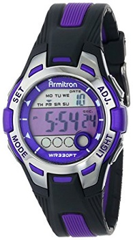 9. Armitron Sport Women's 45/7030 Digital Chronograph watch