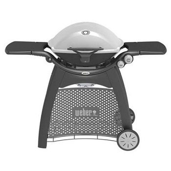 4. Weber (57067001) Q3200 Gas Grill
