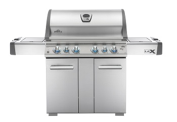 7. Napolean (LEX605RSBINSS) Natural Gas Grill