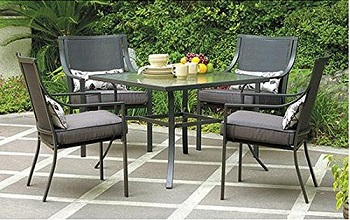 6. Gramercy Home Patio Dining Set