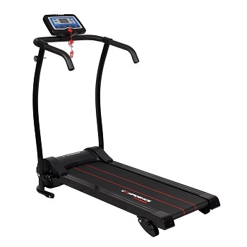 2. Confidence Fitness Confidence Power Trac Treadmill