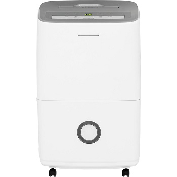 1. Frigidaire FFAD7033R1 70-Pint Dehumidifier with Effortless Humidity Control, White