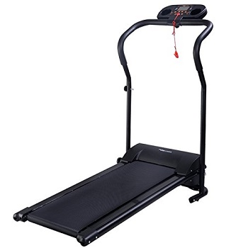 7. Goplus Electric Treadmill 800W