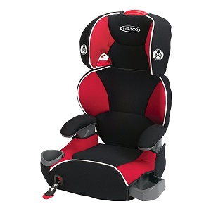 7. Graco Affix Youth Booster Seat