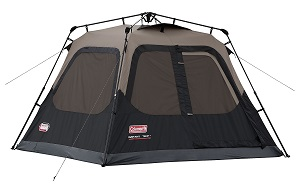 7. Coleman Instant Tent 4 Person