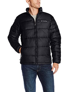 3: Columbia Men's Frost-Fighter Puffer Jacket