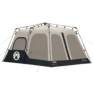 4. Coleman 2000018295 8-Person Instant Tent