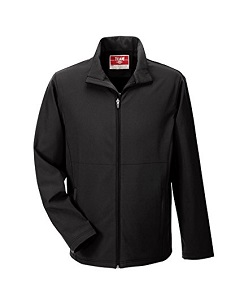 6. Team 365 mens Leader Soft Shell Jacket