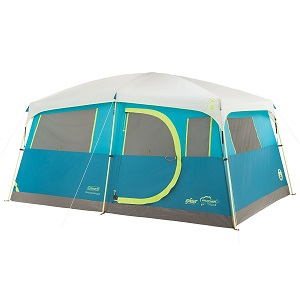 9. Coleman 8 Person Tenaya  sc 1 st  TopGreatPro & Top 10 Best Extra Large Family Camping Tents Reviews - TopGreatPro