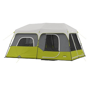 10. CORE 9 Person Instant Cabin Tent