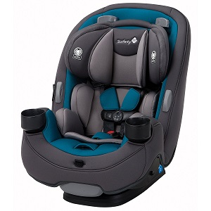 10. Safety 1st Grow and Go 3-in-1 Convertible Car Seat