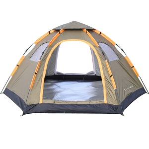5. Wnnideo Instant Family Tent 6 Person