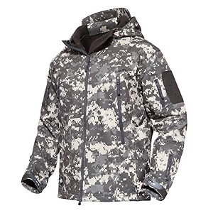 Top 10 Best Outdoor Jackets Recreation Shell for men in 2019 Reviews