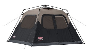 2. Coleman 6-Person Instant Cabin