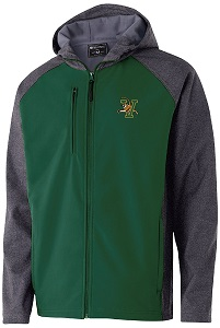 9: NCAA Men's Raider Soft Shell Jacket
