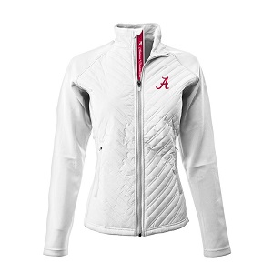 6. Levelwwear NCAA Ladies Scarlett Team Text