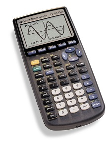 4. Texas Instruments TI-83 Plus Graphing Calculator