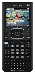 2. Texas Instruments Nspire CX CAS Graphing Calculator