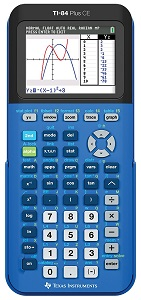 6. Texas Instruments TI-84 Plus CE Graphing Calculator