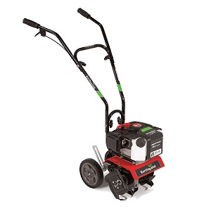 8) Earthquake MC43 Mini Cultivator Tiller with 43cc 2-Cycle Viper Engine
