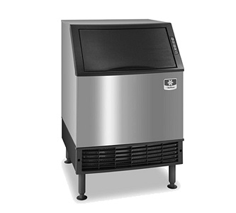 1. Manitowoc NEO UD-0240A Air Cooled 225 pounds Ice Maker.