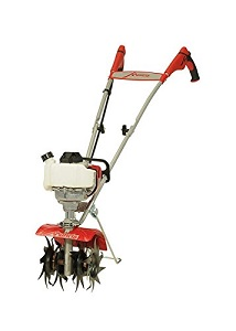 4) Mantis 4-Cycle Tiller Cultivator 7940 Powered by Honda