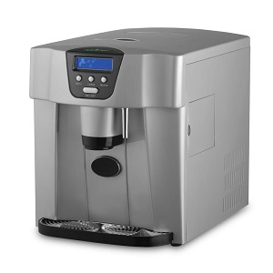 9. Upgraded NutriChef Digital Portable Ice maker Machine.