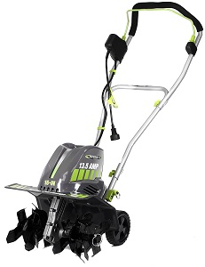 3) Earthwise TC70016 16-Inch 13.5-Amp Corded Electric Tiller/Cultivator with 6 Adjustable Tines