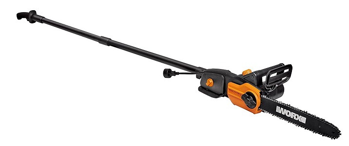 4. WORX WG309 Electric Pole Saw
