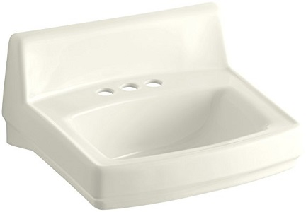 9. KOHLER K-2032-96 Greenwich Wall-Mount Bathroom Sink