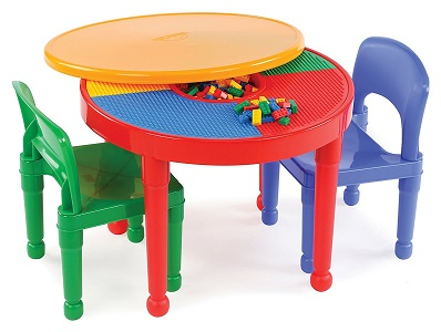 7: Tot Tutors Chair and Table Set