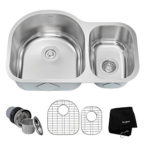 Top 10 Best Double Bowl Kitchen Sinks 2019 Reviews