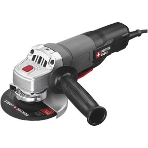 7- PORTER-CABLE PC60TPAG 7-Amp 4-1/2-Inch Angle Grinder/Cut Off Tool