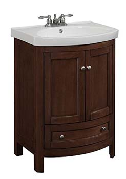7. Runfire RFVA0069 dressing table with vitreous China top