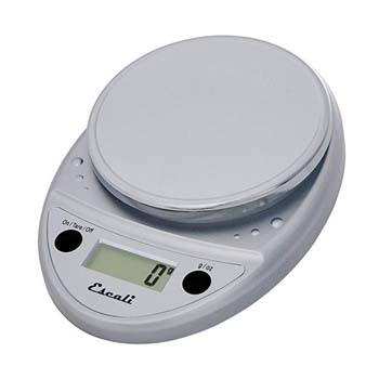 9. Escali Primo Digital Kitchen Scale