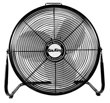 7. Air King 9214 14-Inch Pivoting Floor Fan
