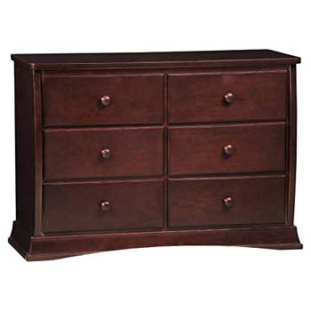 6. Delta Children Bentley Six Drawer Dresser