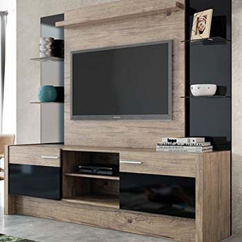 1. Manhattan Comfort Morning Side Entertainment Center