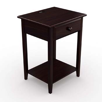 4. Stony-Edge Night Stand End Accent Table