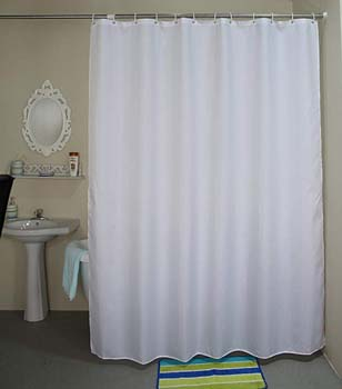 9. Shower Curtain Stall 48 x 72 inch, Welwo Small Shower Curtain
