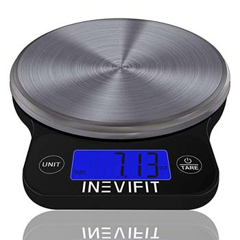 10 Best Kitchen Scale, Food Scale Reviews 2019